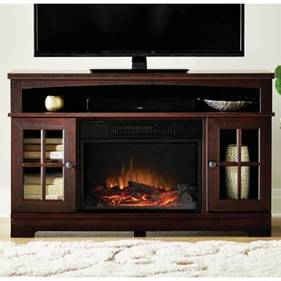 Affordable Dondre TV Stand for TVs up to 50 with Fireplace By Darby Home Co