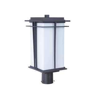Reviews Vintondale 1-Light Lantern Head By Bloomsbury Market