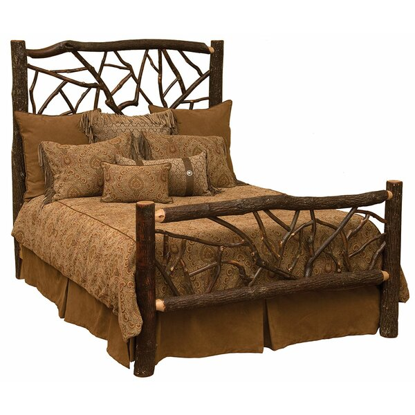 Platform Bed by Fireside Lodge