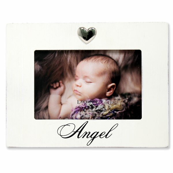 Baranowski Angel Picture Frame by Harriet Bee
