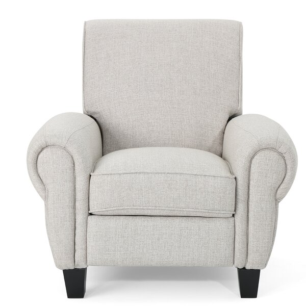 Williamsport Traditional Manual Recliner By Alcott Hill