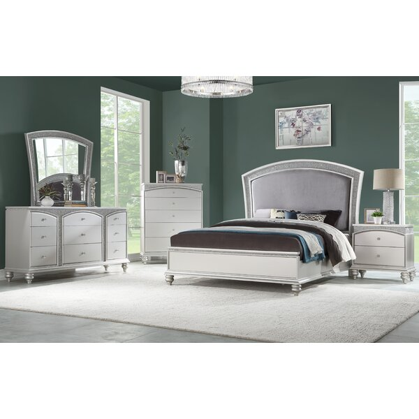 Fuson Standard Configurable Bedroom Set by House of Hampton