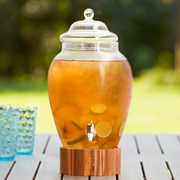 Hershel Beverage Dispenser by Darby Home Co