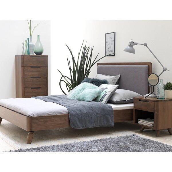 Cottle Upholstered Platform Bed by Corrigan Studio