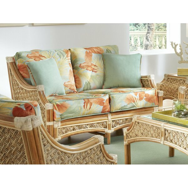 Discount Schmitz Loveseat by Bay Isle Home by Bay Isle Home