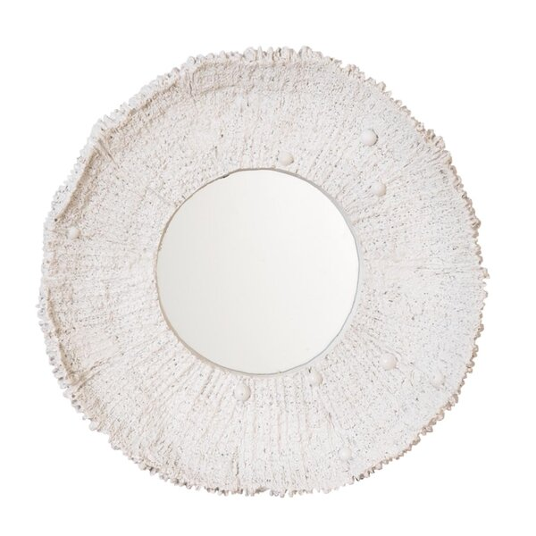 Wade Accent Mirror by Bay Isle Home
