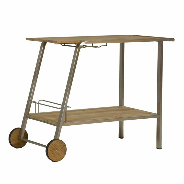 Delray Bar Cart by Summer Classics