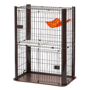 2 Tier Cat Playpen