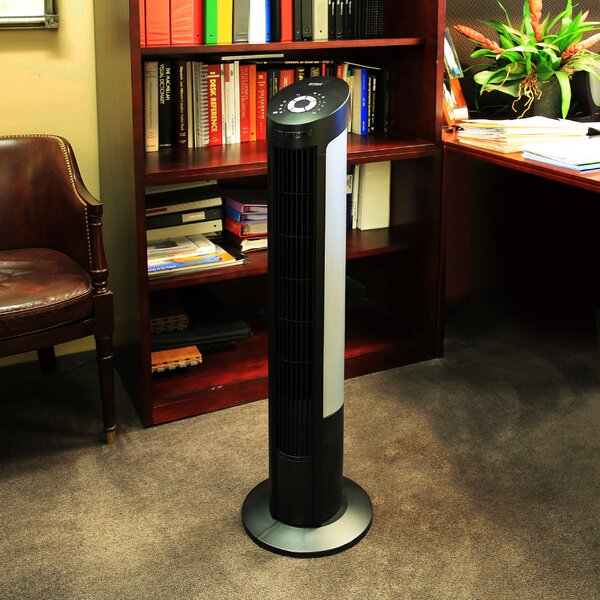 UltraSlimline 40 Oscillating Tower Fan by Seville Classics