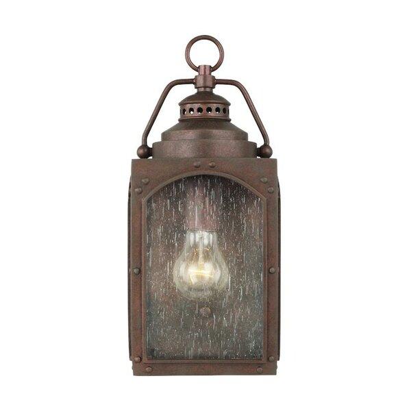 Newlon Outdoor Wall Lantern by Williston Forge