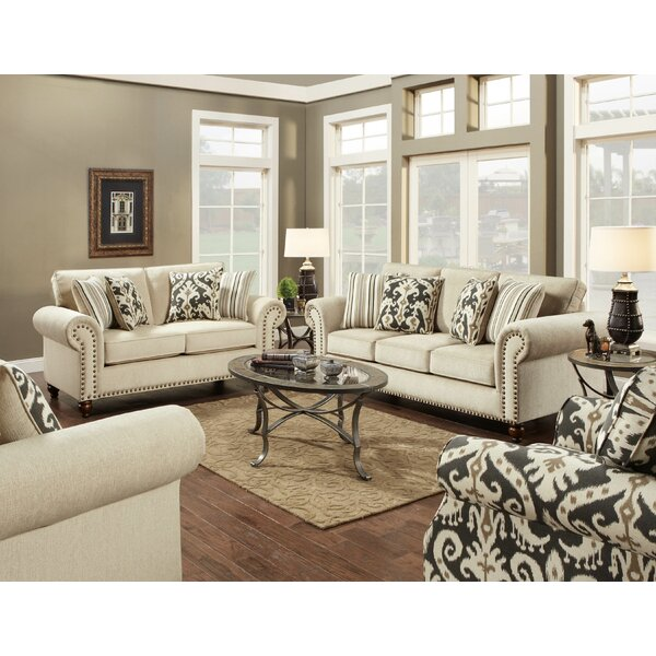 Mentz Sleeper Configurable Living Room Set by Charlton Home