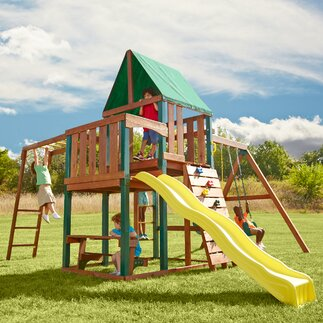 n z playset swing the slide things flickr by estate photos juneau of