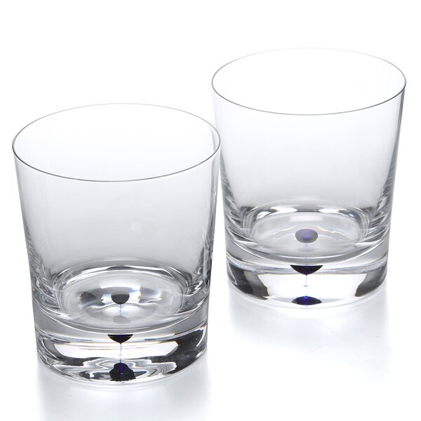 Intermezzo 11 oz. Crystal Cocktail Glass (Set of 2) by Orrefors