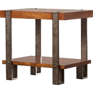 Gallatin End Table by Loon Peak