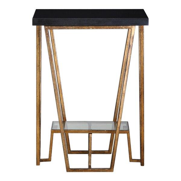 Glendora End Table By Brayden Studio