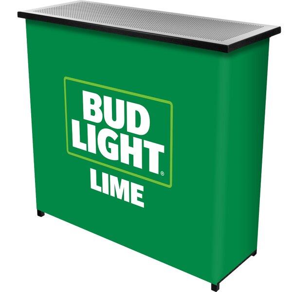 Budweiser Bud Light Lime Bar by Trademark Global