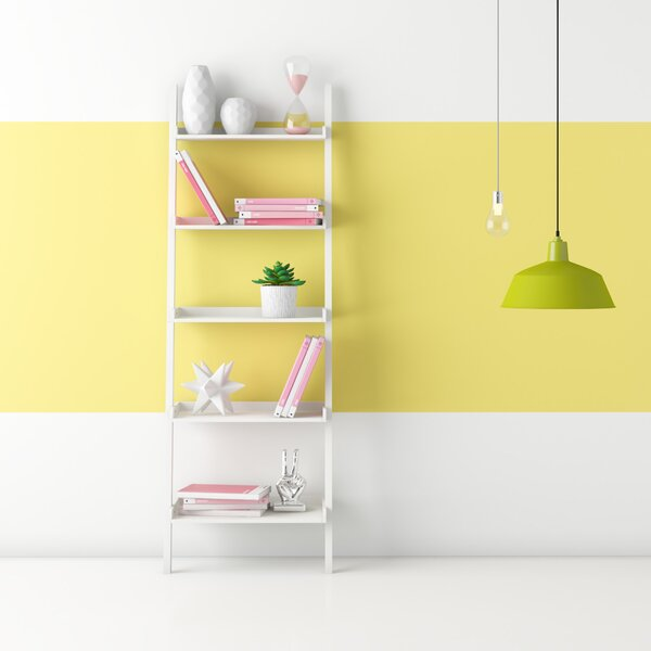 Lundberg Wall Ladder Bookcase By Hashtag Home