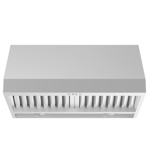 30 1000 CFM Ducted Under Cabinet Range Hood by ZLINE Kitchen and Bath