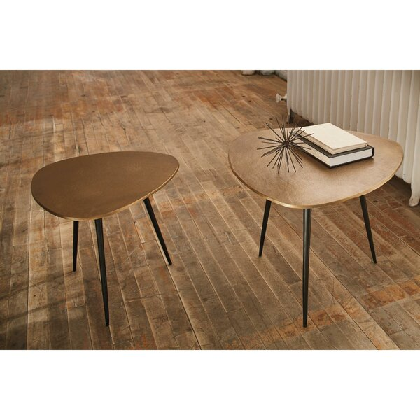 Oshaughnessy 3 Legs End Table by George Oliver George Oliver