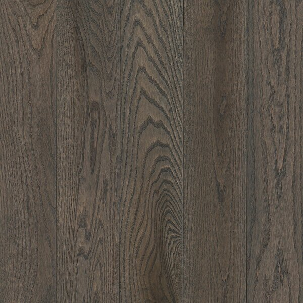 Prime Harvest 2-1/4 Solid Oak Hardwood Flooring in Oceanside Gray by Armstrong Flooring