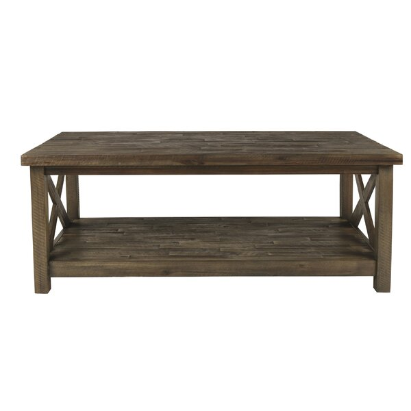 Clementina Coffee Table by Loon Peak