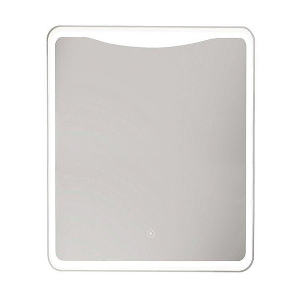 Keziah LED-Backlit Bathroom / Vanity Mirror by Orren Ellis
