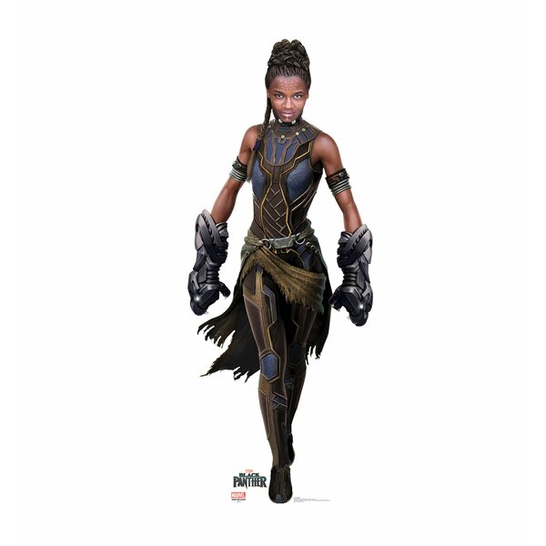 Shuri Black Panther Standup by Advanced Graphics