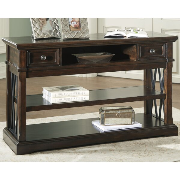 Seapine 50'' Console Table By Charlton Home
