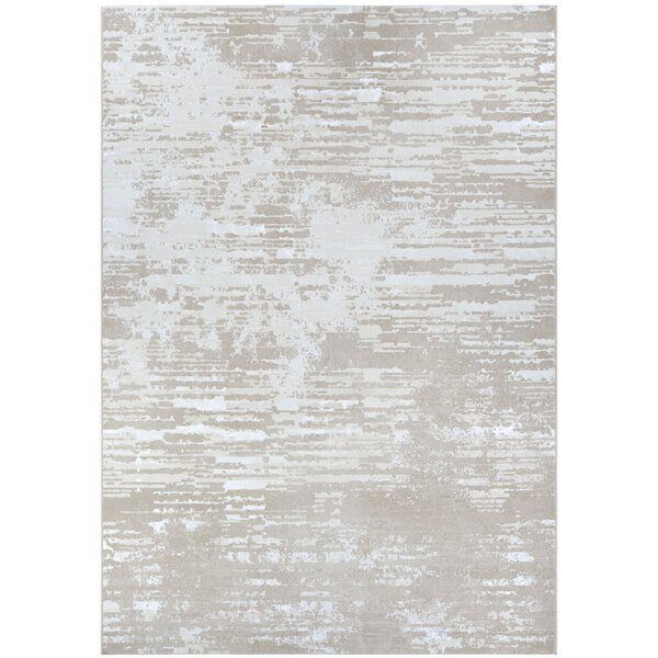 Driggers Champagne Area Rug by Williston Forge