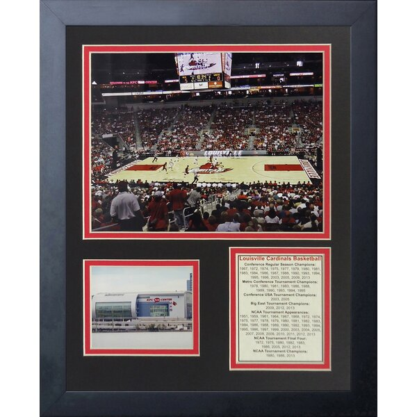 NCAA Photographic Print by Legends Never Die