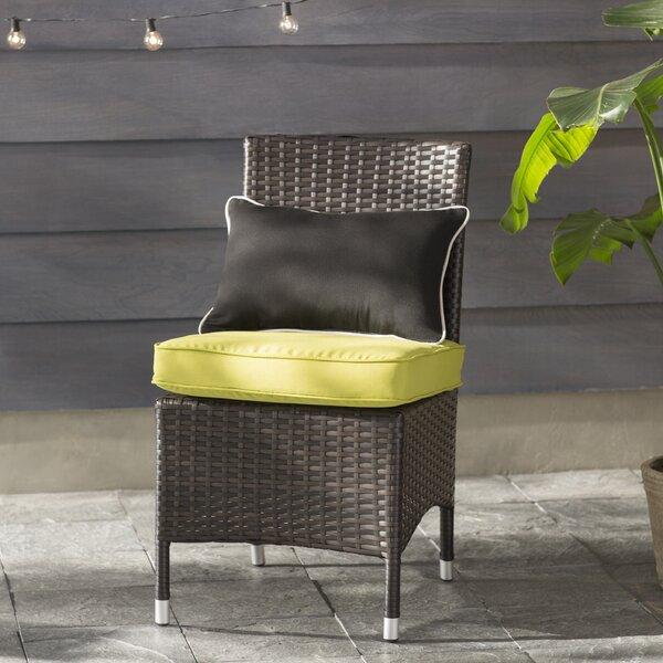 Orion Patio Dining Chair with Cushion (Set of 2) by Brayden Studio Brayden Studio