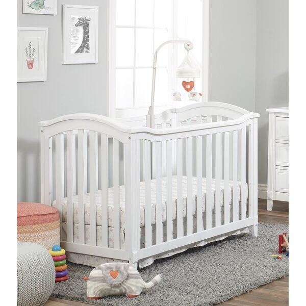 Berkley Classic 4-in-1 Convertible Crib by Sorelle
