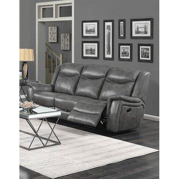 Erico Motion Reclining Sofa by Latitude Run