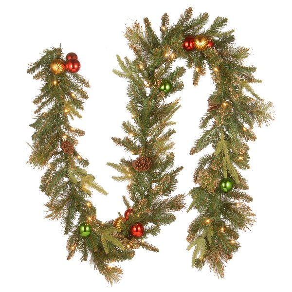 Decorative Garland by The Holiday Aisle