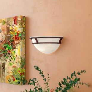 Bettye 1-Light Large Wall Sconce & Extra Large Wall Sconces | Wayfair.ca