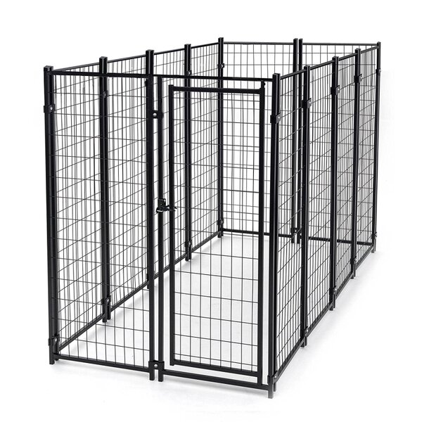 Heavy Duty Yard Kennel by ALEKO