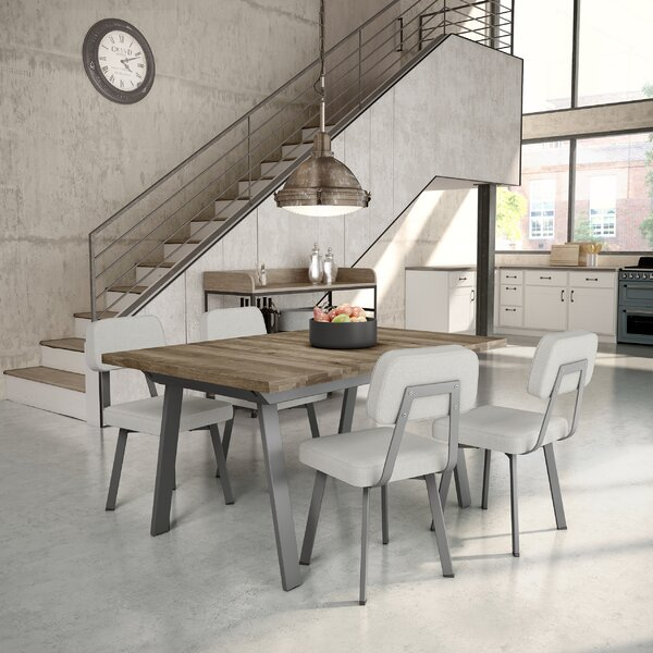 Atlas 5 Piece Extendable Dining Set by 17 Stories 17 Stories