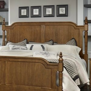 Hedlund Panel Headboard by Darby Home Co