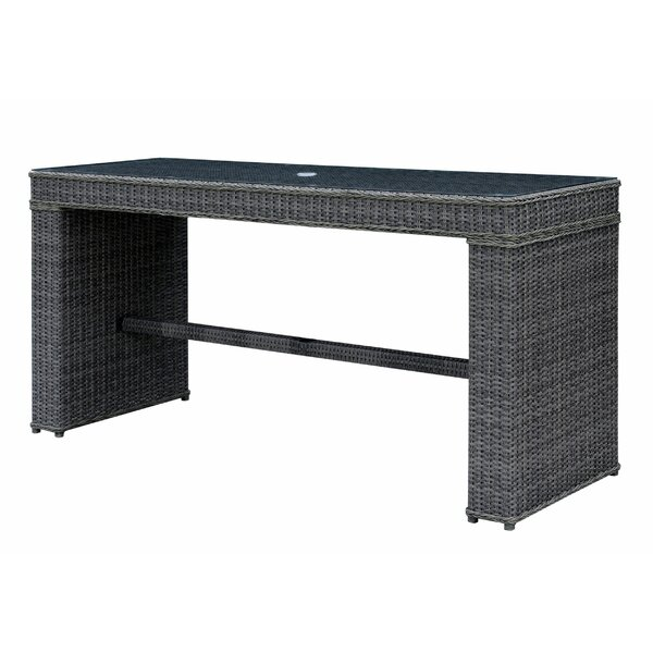 Zahara Dining Table by Rosecliff Heights