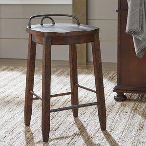 & Wood Counter Height Bar Stools Youu0027ll Love   Wayfair islam-shia.org