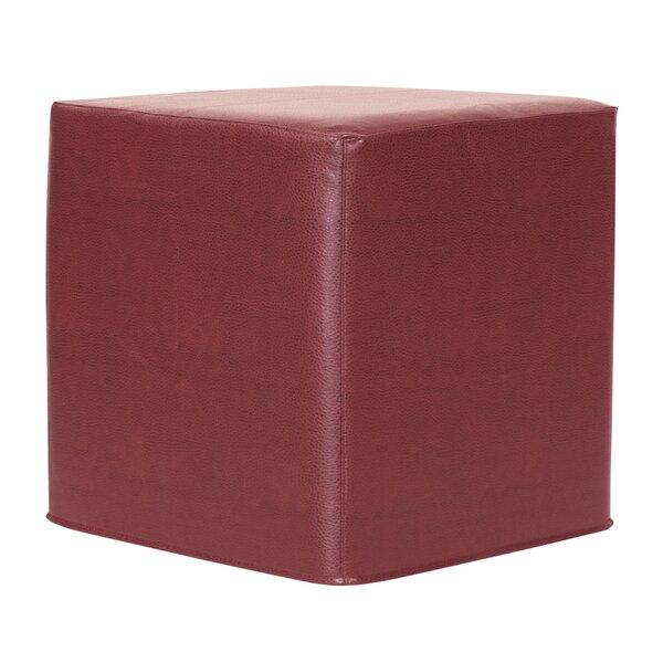 Contreras Avanti Cube Ottoman by Latitude Run