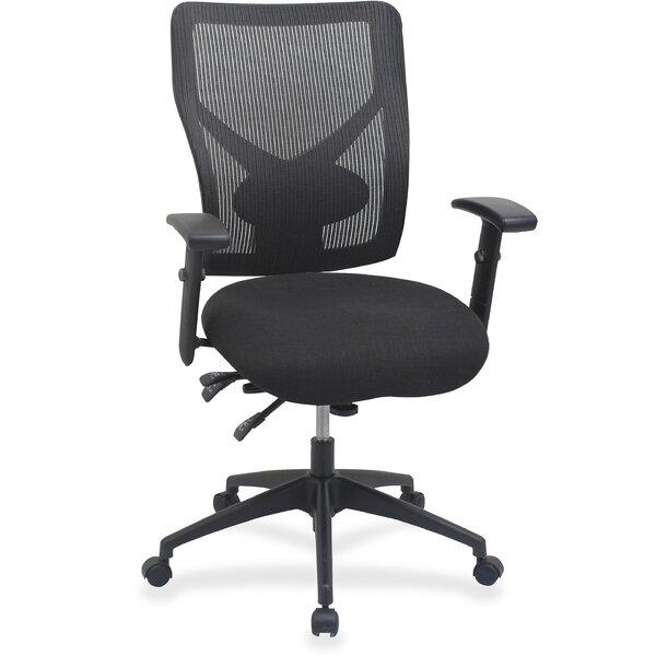 High Back Mesh Desk Chair by Lorell