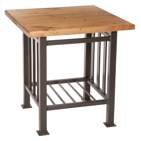 Treece End Table by Millwood Pines