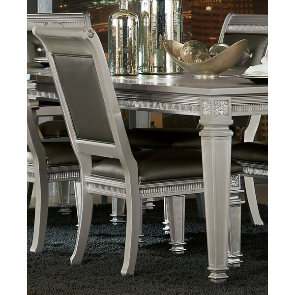 Julianne Upholstered Dining Side Chair (Set of 2) by Rosdorf Park