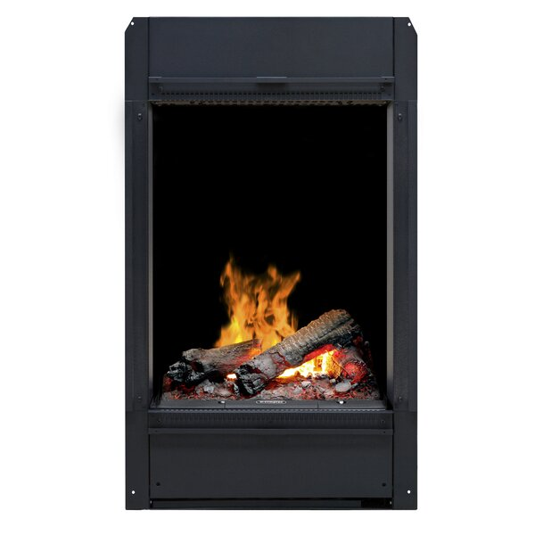 Opti-Myst Pro Wall Mounted Electric Fireplace by D