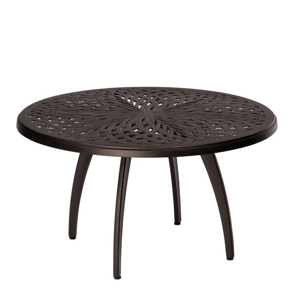 Apollo Metal Coffee Table by Woodard
