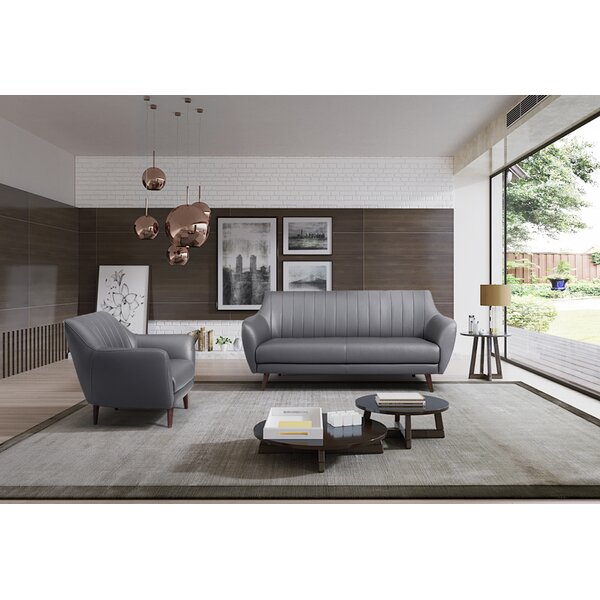 New Look Tyrone Sofa by 17 Stories by 17 Stories