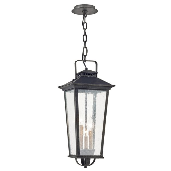 Laclede 3-Light Outdoor Hanging Latern by Gracie Oaks