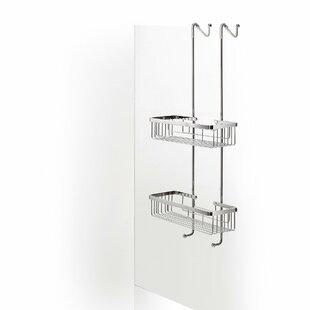Snowhill Bathroom Over the Door Shower Caddy  sc 1 st  Wayfair & Over The Door Shower Caddy | Wayfair
