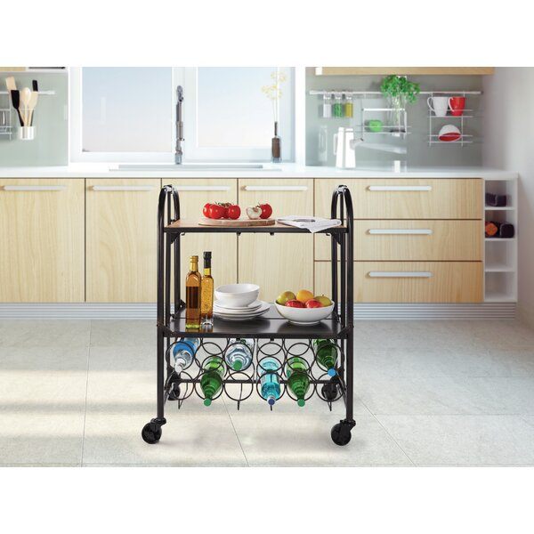 Folding Bar Cart By Artesa Looking for